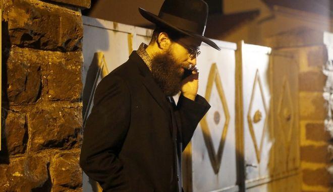 Μέλος της ισραηλίτικης κοινότητας στην περιοχή