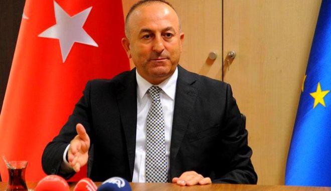 Σε Θεσσαλονίκη και Κομοτηνή ο Τούρκος υπουργός Εξωτερικών