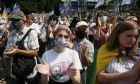 Διαδήλωση στην Ουκρανία