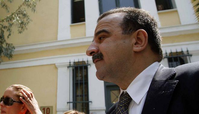 Ο δικηγόρος Γιάννης Μαντζουράνης