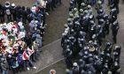 Διαδήλωση στο Μινσκ