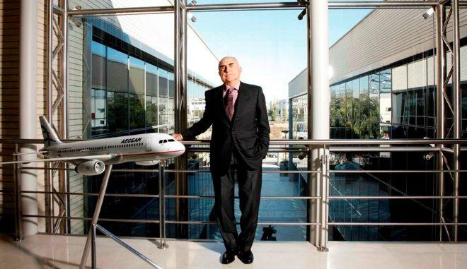 Θεόδωρος Βασιλάκης: Οι 5 κινήσεις του που δείχνουν ότι δεν ήταν ο κλασικός  Έλληνας επιχειρηματίας