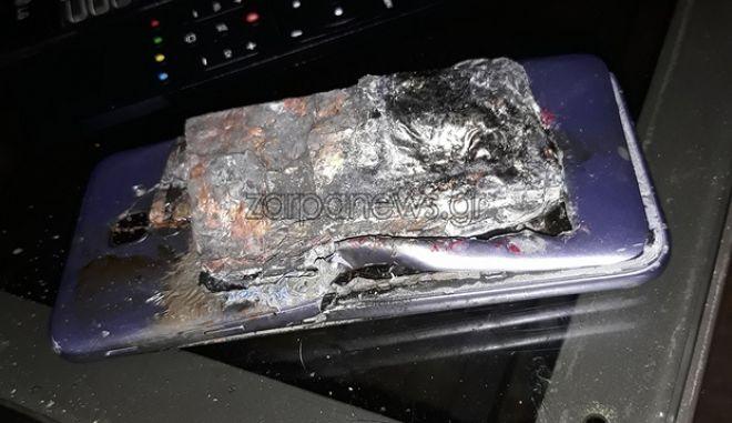 Χανιά: Αποζημίωση στον μαθητή που εξερράγη το κινητό στην τσέπη του