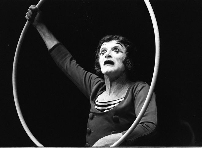 Μαρσέλ Μαρσό, 1980