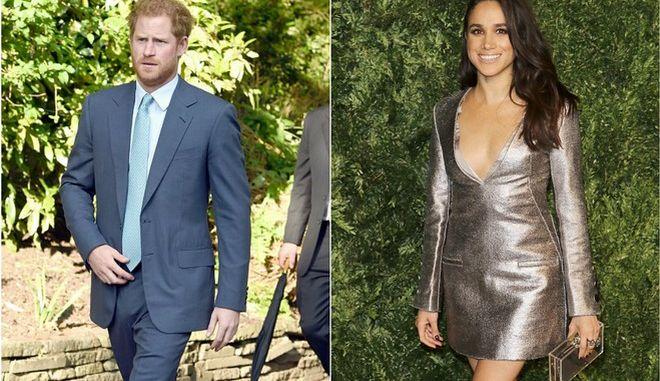 Ο πρίγκιπας Χάρι και η Μέγκαν Μαρκλ είναι και επίσημα ζευγάρι