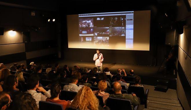 """IMMF 2019: """"Μικρός"""" Κινηματογράφος σε ζωντανή σύνδεση"""
