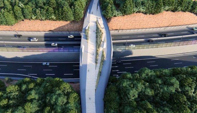 "Thessaloniki Flyover: Ένας δρόμος που ""ίπταται"" πάνω από το δρόμο"