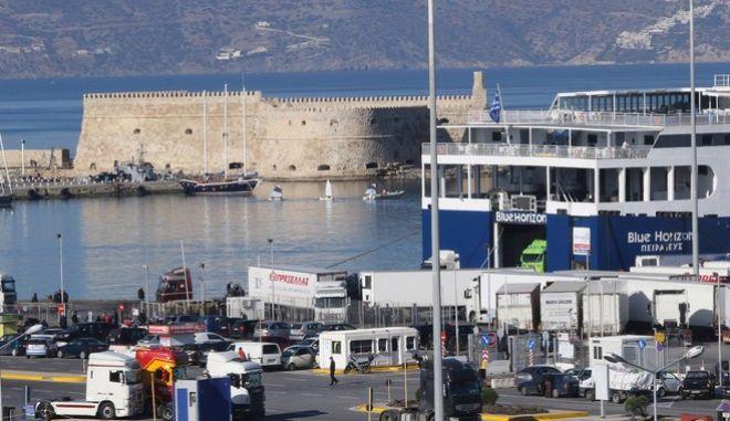 Κρήτη: Ατύχημα σε πλοίο στο λιμάνι του Ηρακλείου - Τέσσερις τραυματίες