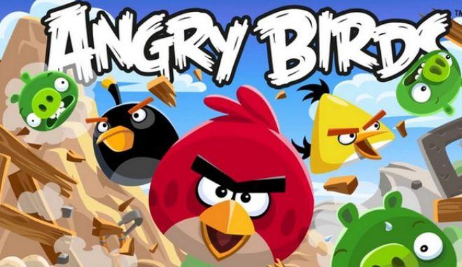 Πηγή πληροφόρησης για την NSA τα Angry Birds