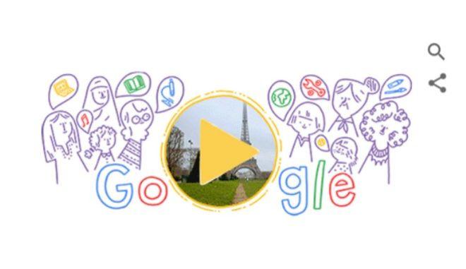Παγκόσμια ημέρα της γυναίκας: Στις γυναίκες όλου του κόσμου αφιερωμένο το google doodle