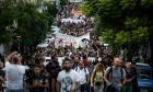 Αντιφασιστική πορεία για τα πέντε χρόνια από τη δολοφονία του Παύλου Φύσσα
