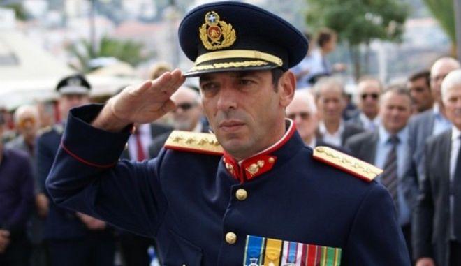 Νέος Εθνικός Διοικητής Πολιτικής Προστασίας ο Αντιστράτηγος (ε.α) του Π. Σ. Θεοδόσιος Δημακογιάννης