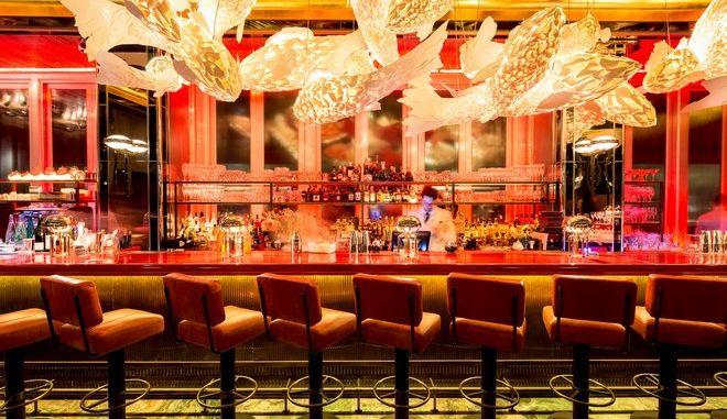 Ένα 'λονδρέζικο μπαρ' στην Αθήνα για μία και μόνο ημέρα