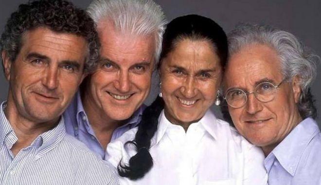"""Πέθανε ο """"βενιαμίν"""" της δυναστείας Benetton, Κάρλο"""