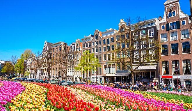 Λονδίνο, Άμστερνταμ ή Βερολίνο;