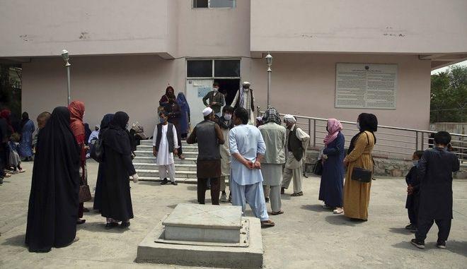 Επίθεση Ταλιμπάν σε μαιευτήριο του Αφγανιστάν