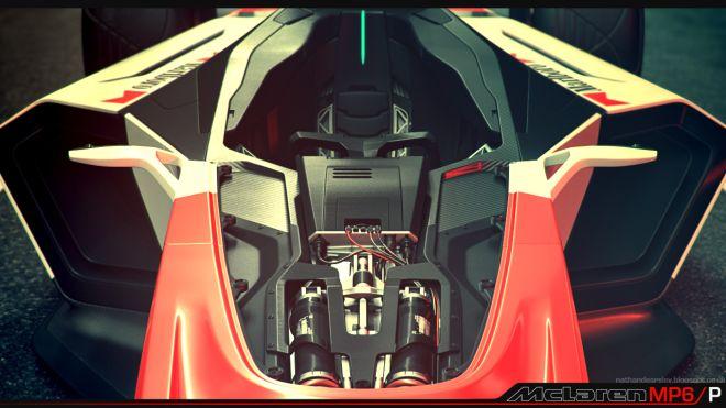 Πως θα μπορούσε να μοιάζει ένα μονοθέσιο της F1, το 2056