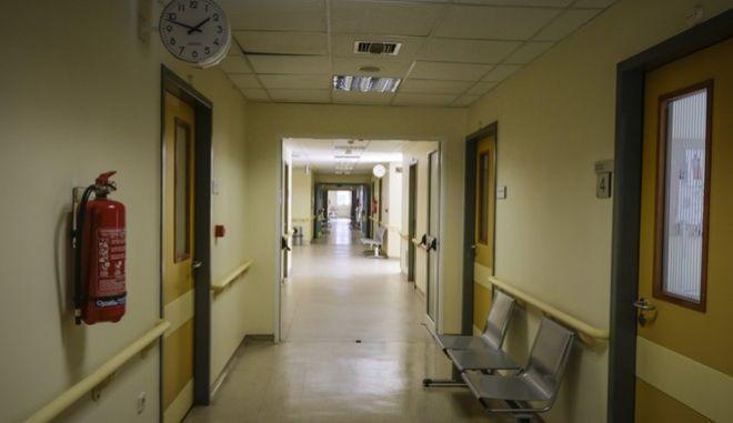 Νοσοκομείο - φωτό αρχείου