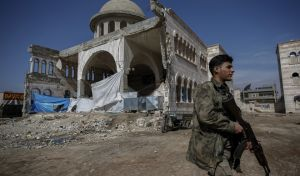 Ο τουρκικός στρατός καλεί τους υπερασπιστές του Αφρίν σε παράδοση με φέιγ-βολάν