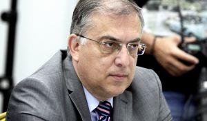 Ο Τάκης Θεοδωρικάκος σε Συνεδρίαση των Τομεαρχών  της Νέας Δημοκρατίας