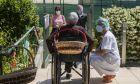 Στιγμιότυπο από γηροκομείο στην Ιταλία