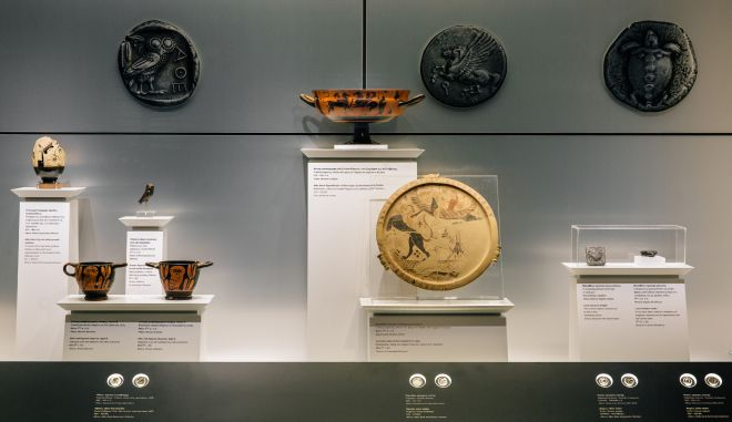 Έκθεση «ΧΡΗΜΑ-Σύμβολα απτά στην αρχαία Ελλάδα» στο Μουσείο Κυκλαδικής Τέχνης