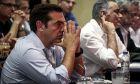 Ο Αλέξης Τσίπρας στη συνεδρίαση της Κεντρικής Επιτροπής του ΣΥΡΙΖΑ