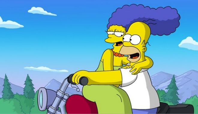 Homer και Marge Simpson: Διαζύγιο για το διασημότερο ζευγάρι σειράς κινουμένων σχεδίων