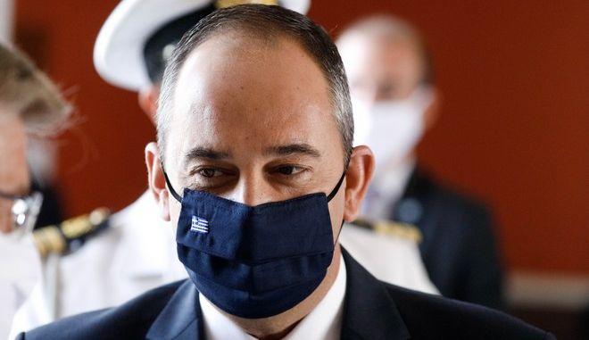 Ο υπουργός Ναυτιλίας και Νησιωτικής Πολιτικής Γιάννης Πλακιωτάκης