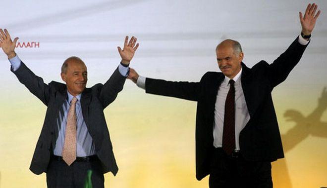 Σημίτης κατά Παπανδρέου: Το μνημόνιο δεν ήταν μονόδρομος