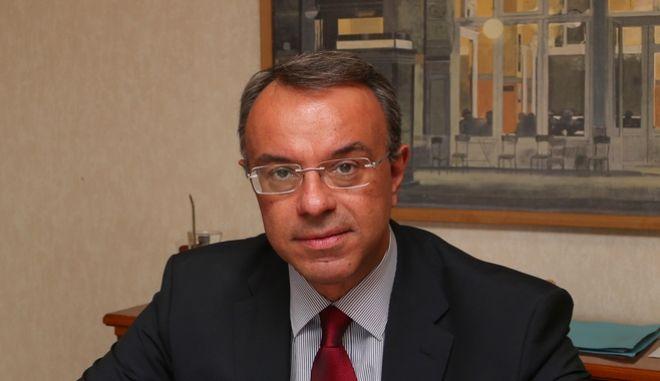 O Υπουργός Οικονoμικών Χρήστος Σταικούρας