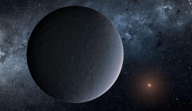 Ανακαλύφθηκε εξωπλανήτης 'χιονόμπαλα' ίδιας μάζας με τη Γη