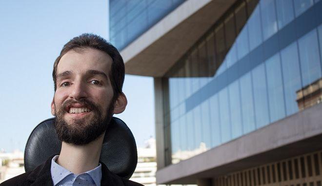 Κυμπουρόπουλος: Οι κοινωνίες κατασκευάζουν αναπηρίες