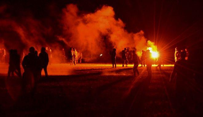 Παρέμβαση της αστυνομίας σε ρέιβ πάρτι στη Γαλλία