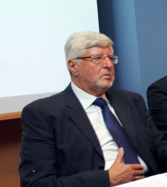 Ο πρέσβης ε.τ. Αλέξανδρος Μαλλιάς σε παρουσίαση βιβλίου του