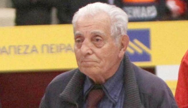 Πέθανε ο θρυλικός Αλέκος Σπανουδάκης