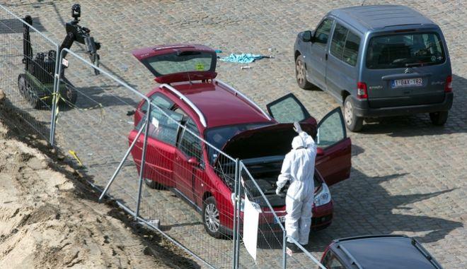 Κατηγορίες για τρομοκρατία στον οδηγό που συνελήφθη στην Αμβέρσα