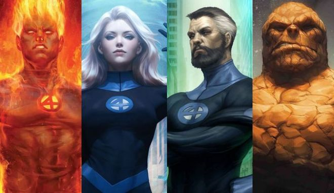 Η Marvel αποκαλύπτει το μυστικό των Fantastic Four
