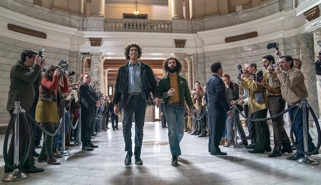 """Η """"Δίκη των 7 του Σικάγο"""" είναι κάτι  περισσότερο από μια ταινία στο Netflix"""