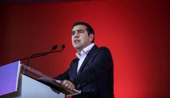 Συνεδρίαση της Κεντρικής Επιτροπής Ανασυγκρότησης του ΣΥΡΙΖΑ - Προοδευτική Συμμαχία