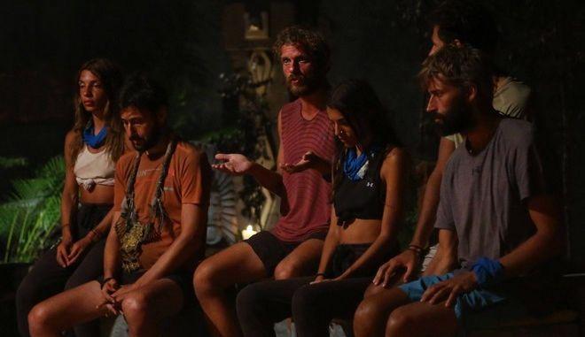 Το συμβούλιο του Survivor 4