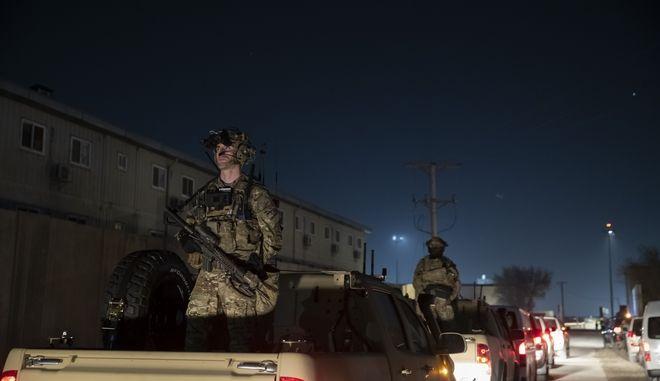 Στρατιώτες στο Αφγανιστάν (ΦΩΤΟ Αρχείου)