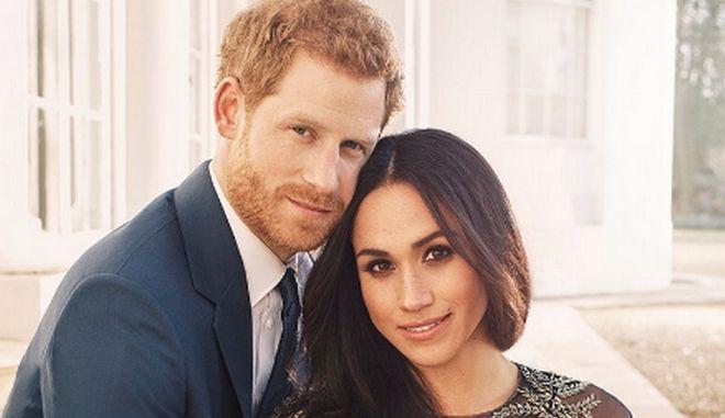 Οι φωτογραφίες απ' τον αρραβώνα του πρίγκιπα Χάρι και της Μέγκαν Μαρκλ