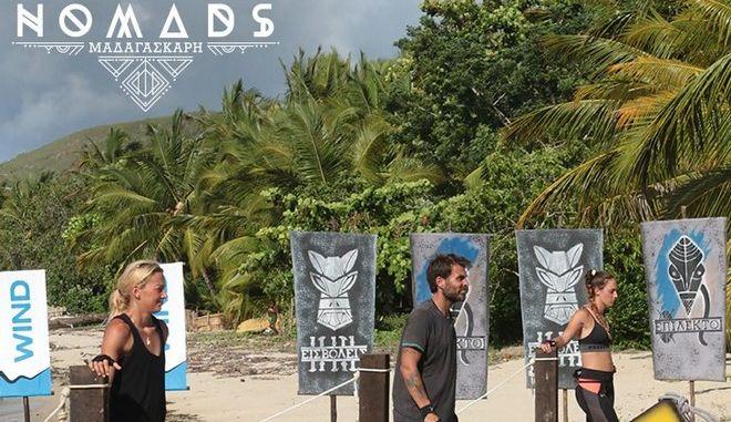 "Nomads τελικός: Ο νικητής Χανταμπάκης, το ""πάγωμα"" του Μισθοφόρου και το θρίλερ"