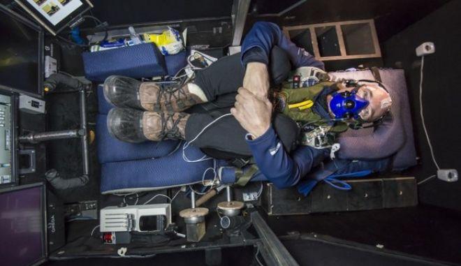 Επιτυχής προσομοίωση υπερατλαντικής πτήσης 72 ωρών από τον Πικάρ
