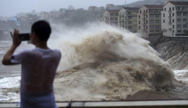 Τυφώνας Λέκιμα