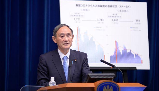 ΗΠΑ: Ο Ιάπωνας πρωθυπουργός, ο πρώτος ξένος ηγέτης που θα βρεθεί στον Λευκό Οίκο του Τζο Μπάιντεν