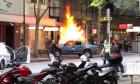 Μελβούρνη: Ένας νεκρός και δύο τραυματίες από επίθεση με μαχαίρι και φλεγόμενο αυτοκίνητο