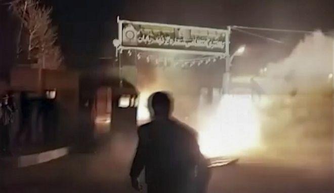 Η CIA αρνείται την ανάμιξή της στις ταραχές του Ιράν