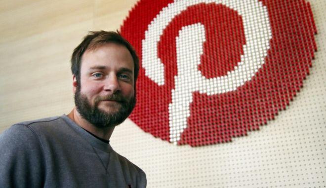 Evan Sharp, Pinterest co-founder